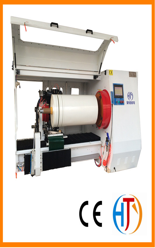 HJY-QJ03HJY-QJ03 SINGLE SHAFT AUTO ROLL CUTTER